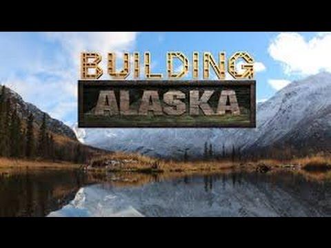 Building Alaska - Ss 5 Ep 12 - Lost in Logs