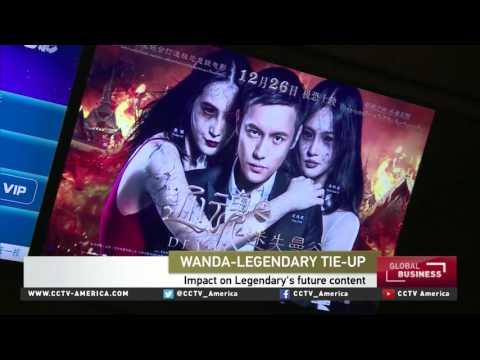 Joseph Chianese on China's Wanda's acquisition of movie studio Legendary