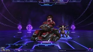 Heroes of the Storm Quick Play [60 FPS]