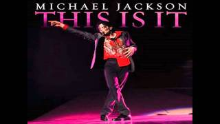 michael jackson this is it - Shake Your Body(Down To The Ground)
