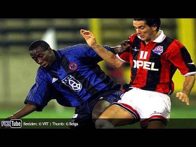 1999-2000 - UEFA-Cup - 04. 32ste Finale - Club Brugge - Hapoel Haïfa 4-2