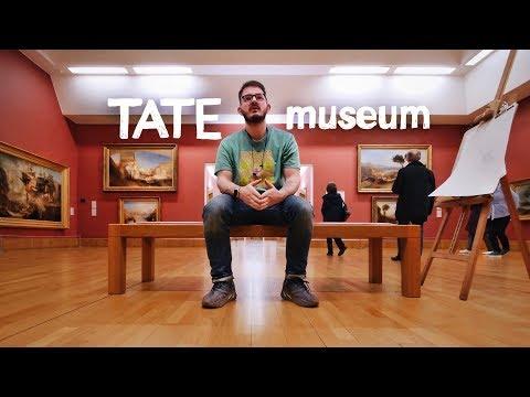 Вечеринка в музее TATE. Лондон Влог. Современное искусство и дизайн.