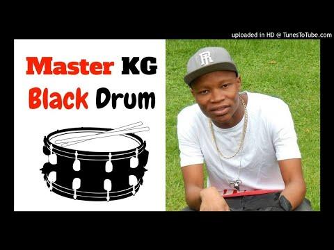 Master KG Black Drum