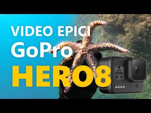 Recensione GoPro Hero8, ecco cosa sa fare!