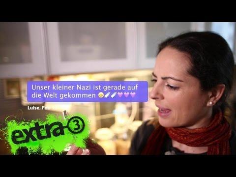 Fluch der Autokorrektur | extra 3 | NDR