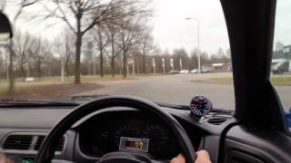 Nissan Silvia S14a test drive