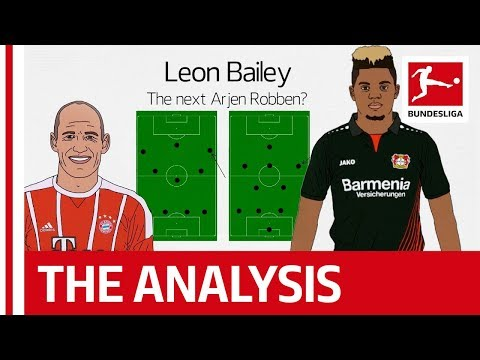 Can Leon Bailey Become The Next Arjen Robben? - Powered by Tifo Football