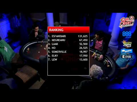 Poker Night in America | Live Stream | 7-21-15 | Twitch Cash Game - Las Vegas, NV (3/3)