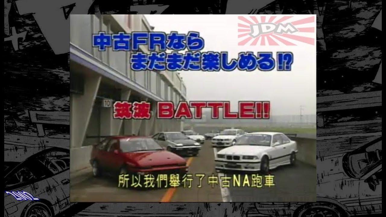 AE86 VS BMW?! JDM TRACK BATTLE!