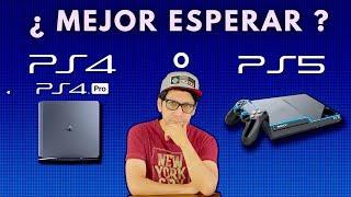 ¿ COMPRO  PS4  esta navidad  o  MEJOR ESPERO  por la PS5 ?  🤔