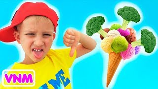 Bạn có thích bông cải xanh
