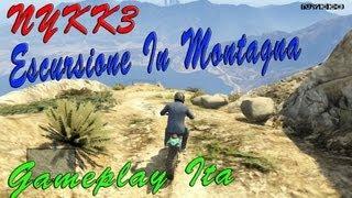 GTA 5 - Gameplay Ita HD - Escursione In Montagna