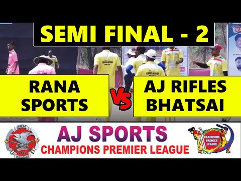 ELIMINATOR 2 MATCH 🔴CHAMPIONS PREMIER LEAGUE 2019|| BHATSAI || FINAL DAY
