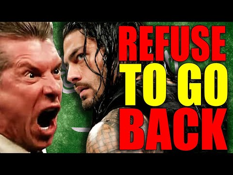 7 Rumoured WWE Wrestlers Who REFUSE To Go back To Saudi Arabia In 2020 (Not Happy)