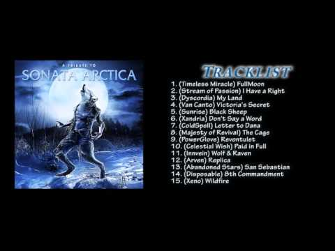 A Tribute To Sonata Arctica (Full Album HQ)