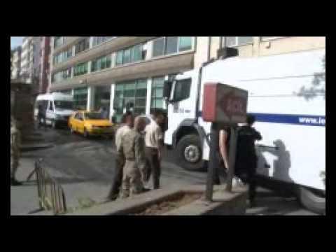 Gezi Parkı direnişinde polis asker atışması