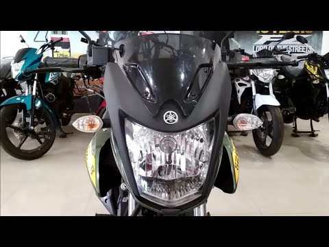 Yamaha SZ-RR 2.0 BS IV AHO Review 2018