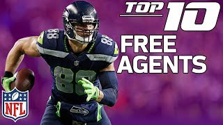 Top 10 Free Agents of 2018 | Film Review | NFL Highlights thumbnail