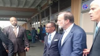 THE 8PM NEWS (Tibor Nagy arrived in Cameroon) SATURDAY MARCH 16th 2019 EQUINOXE TV