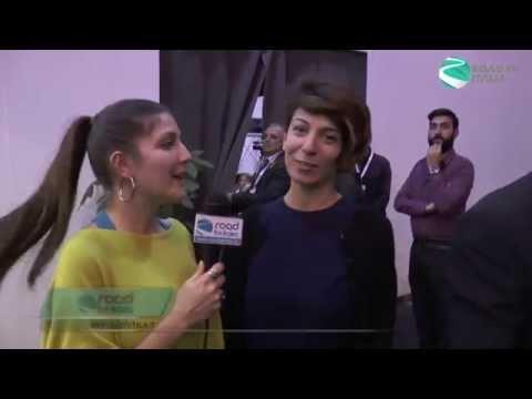 Pharma Expo 2015 Intervista al Presidente della Mostra Dott.ssa Donatella Chiodo