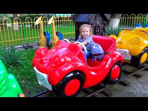 Самые Веселые Детские Площадки и Развлечения Funny Playground Baby and Nursery Rhymes Songs for kids