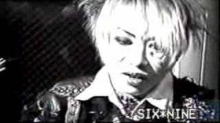 Interview with Kyo, Die and Kaoru
