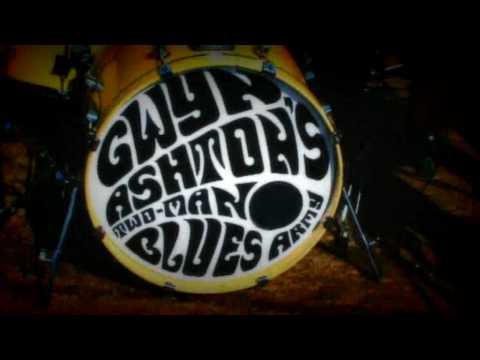 Gwyn Ashton - Two-Man Blues Army - Break - official fab tone records video