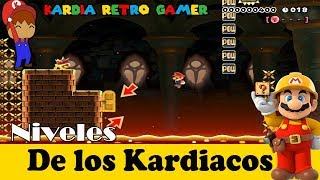Troll, speed run, kaizo y algo Random XD - Super Mario Maker niveles de suscriptores #22