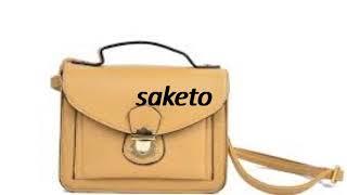 How to say bag in Esperanto