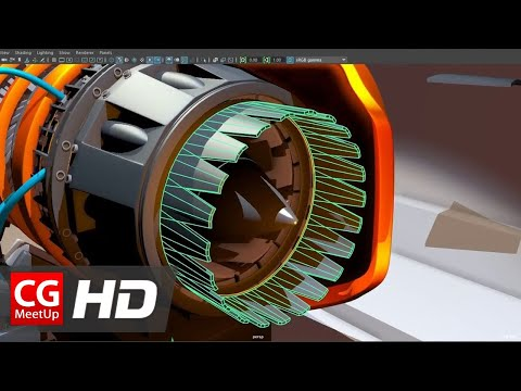 "CGI Free Download: ""Instance Along Curve - Autodesk Maya Plugin 1.1.0"" by Mariano Merchante"