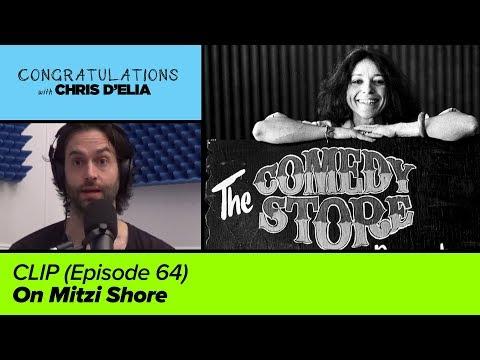 : Chris talks about Mitzi Shore  Congratulations with Chris D'Elia