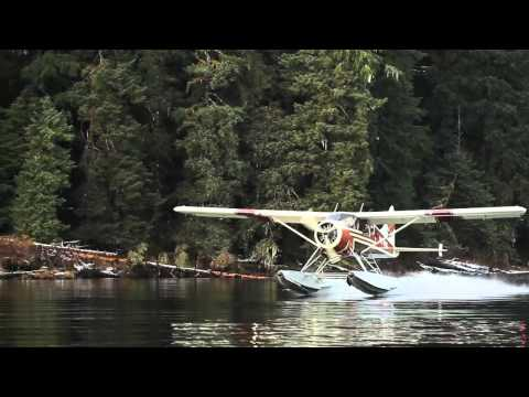DHC-2 Alaska Misty Fjords - This Is The Best!