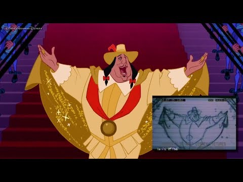 Mine, Mine, Mine | Final Film / Workprint Comparison | David Ogden Stiers & Mel Gibson | Pocahontas