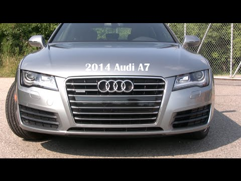 2014 Audi A7 Review - The only car you need