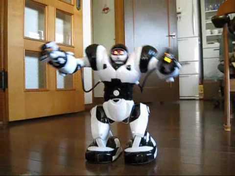 このロボットの出どころはNASA? Roboactor
