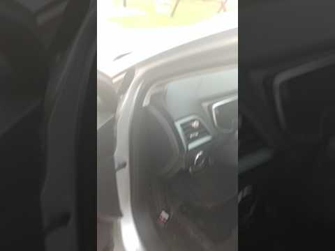 Stuck shifter on a 2015 Ford Fusion Titanium