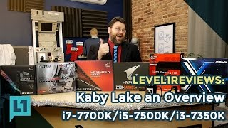 kaby lake i7 7700k i5 7600k i3 7350k and z270 everything you need to know