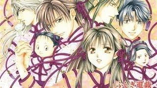 Fushigi Yuugi Genbu Kaiden Review w/Byakko - Yu Watase Month