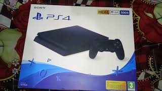 Unbox+giveway ps4 slim 500 gp
