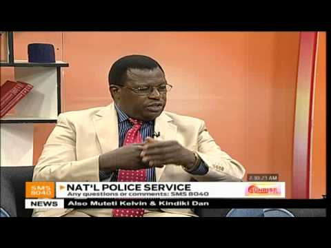 Sunrise Live Interview : National Police Service Commission