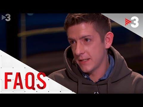 """FAQS - Jesús Ruiz: """"Jordi Cuixart em va ajudar molt a la presó"""""""