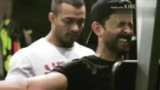 Hritik Roshan Workout Motivational video