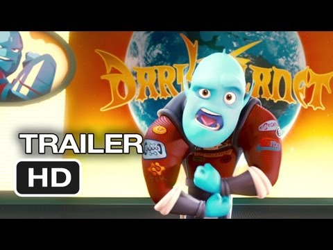 Escape From Planet Earth Official Trailer #1 (2013) - Brendan Fraser, Sarah Jessica Parker Movie HD