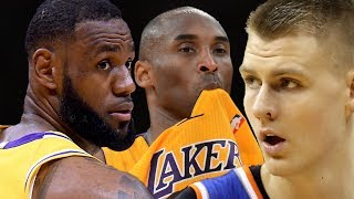 Biggest NBA Stars That NEVER Went To College! Can You Name Them All?