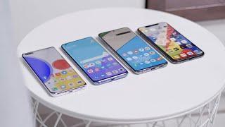 Mi 10 vs S20 Ultra vs P40 Pro vs iPhone 11 Pro | PORÓWNANIE + KONKURS