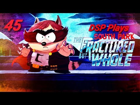 South Park: The Fractured But Whole playthrough pt45 - New DNA Powers/Ambushed!