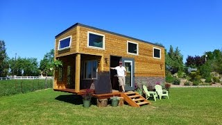 Tiny House Nation - S3 E9 - Backpack House - Behind The Scenes