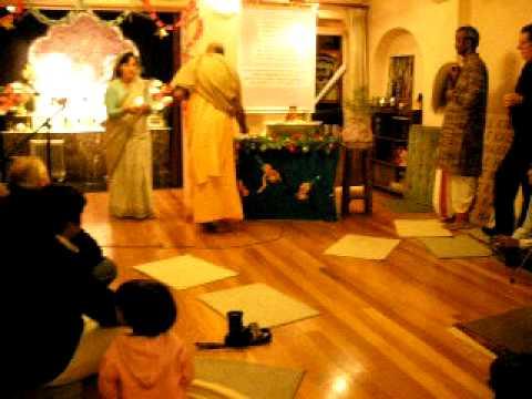 hare krishna canberra. nrsimha appearance day