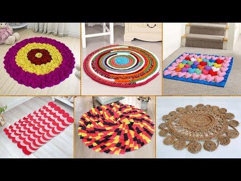8 Creative Doormat Ideas !!! DIY Handmade Things