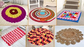 8 Creative Doormat Ideas !!! DIY Handmade Things